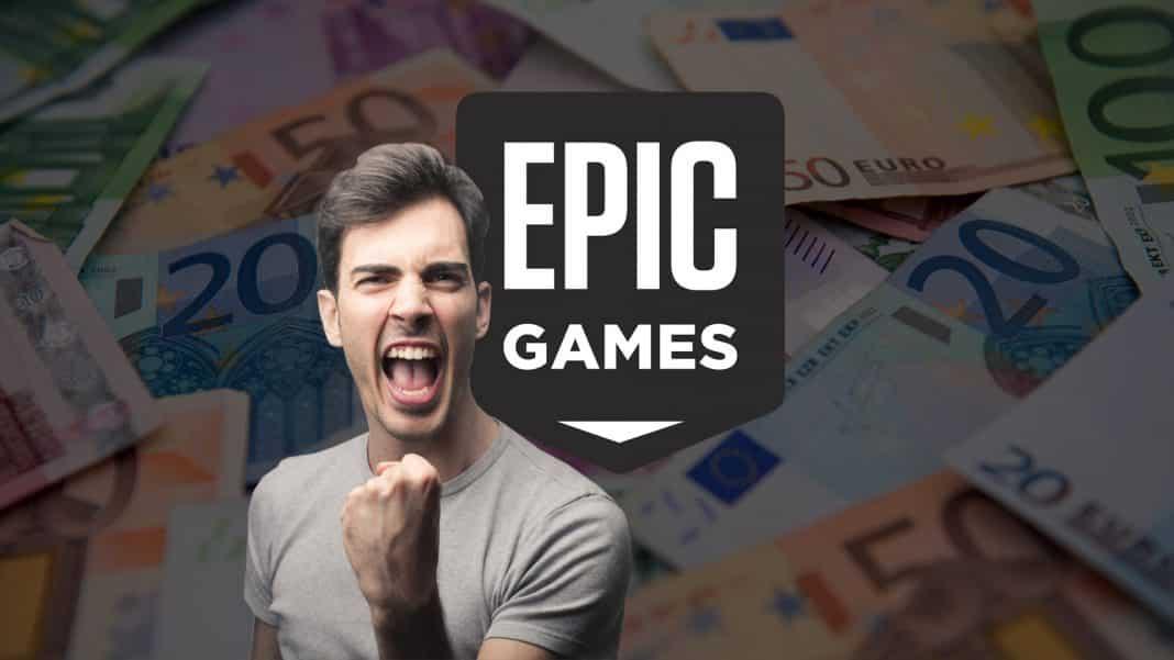 Epic store peniaze