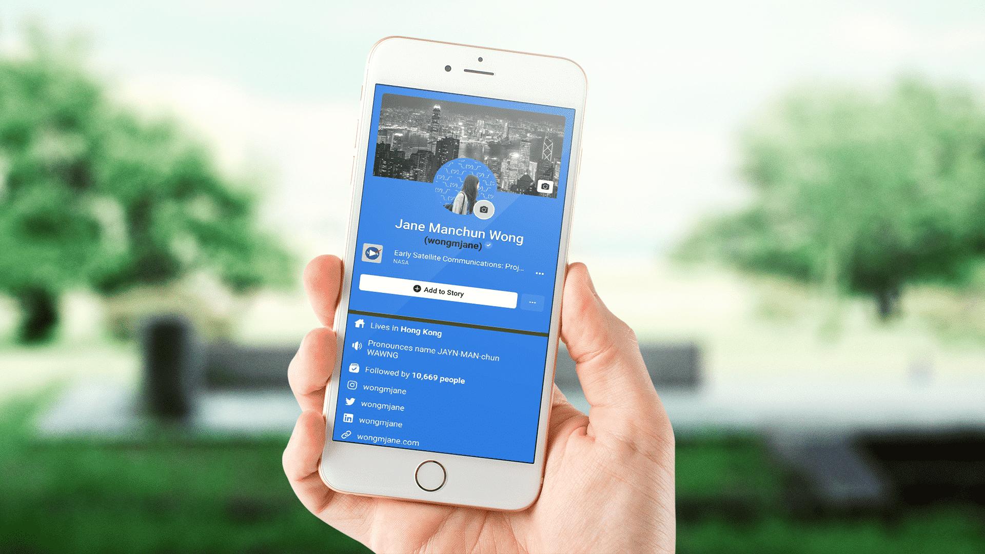 facebook aplikacia novy dizajn
