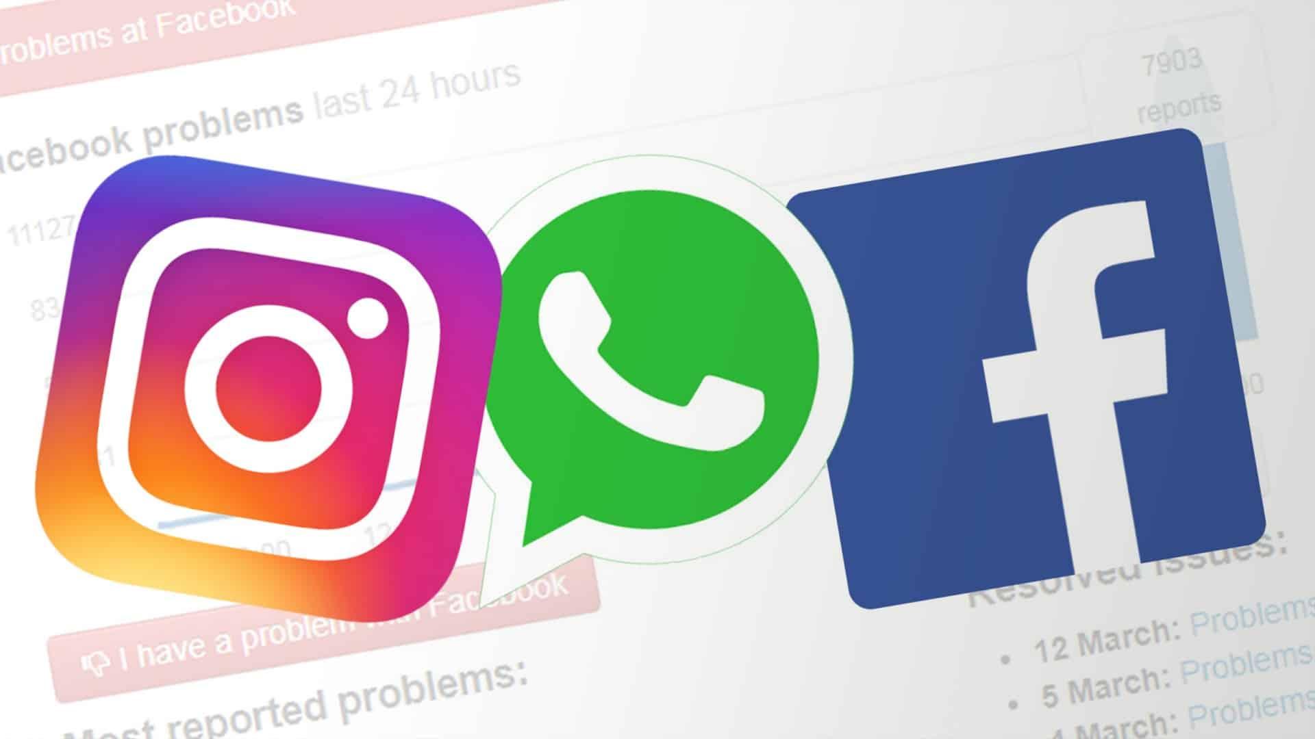 spôsobilo výpadok Instagramu a Facebooku