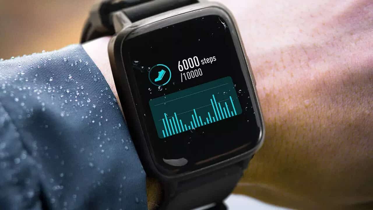 Xiaomi smart hodinky Haylou