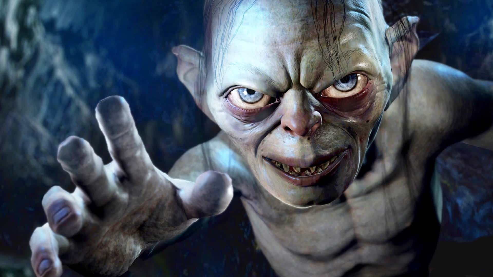 hra the lord of the rings gollum