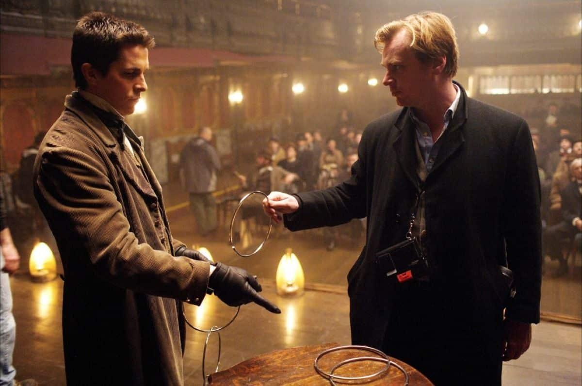 Dokonalý trik Christopher Nolan