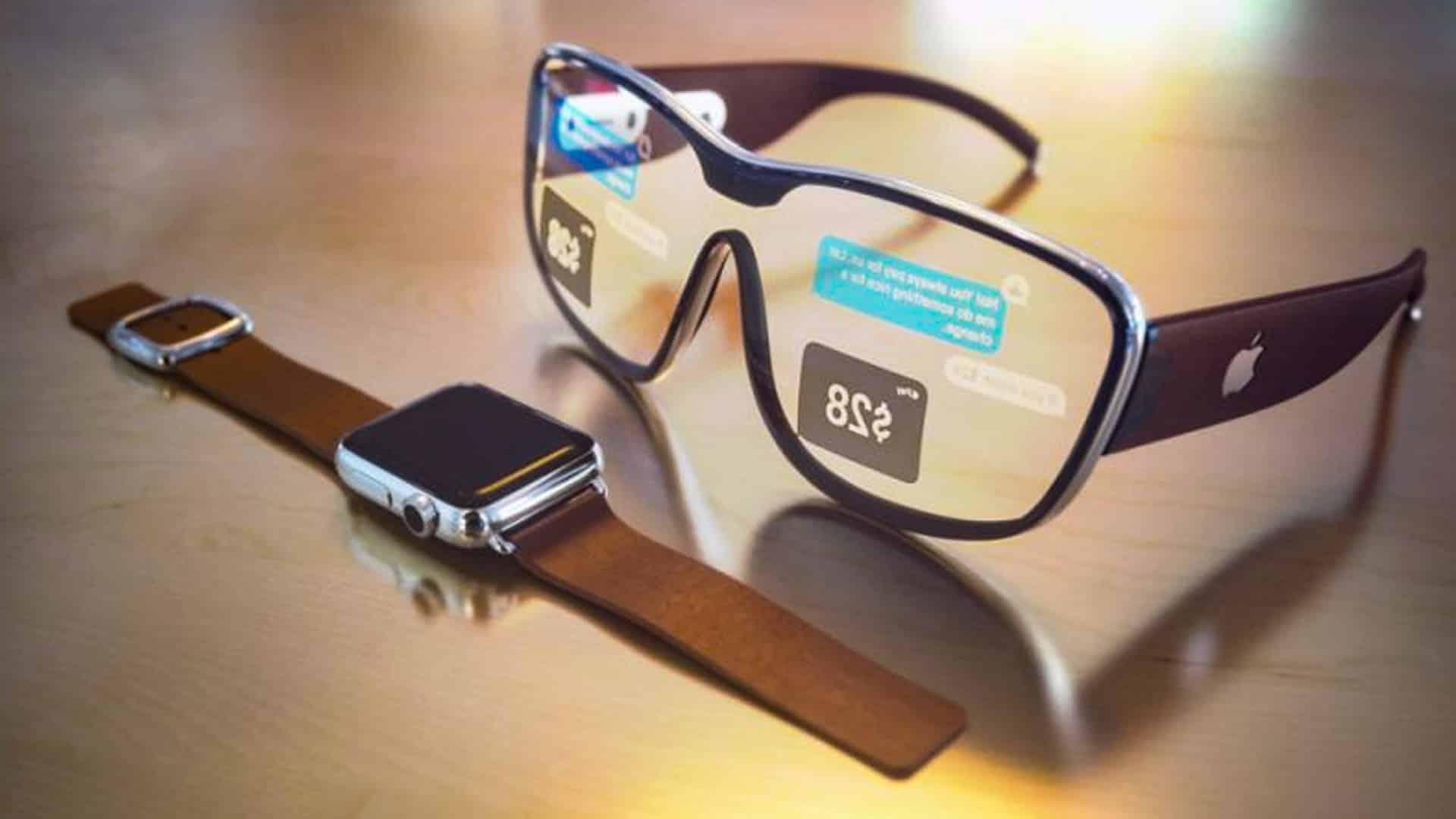 inteligentne okuliare od apple