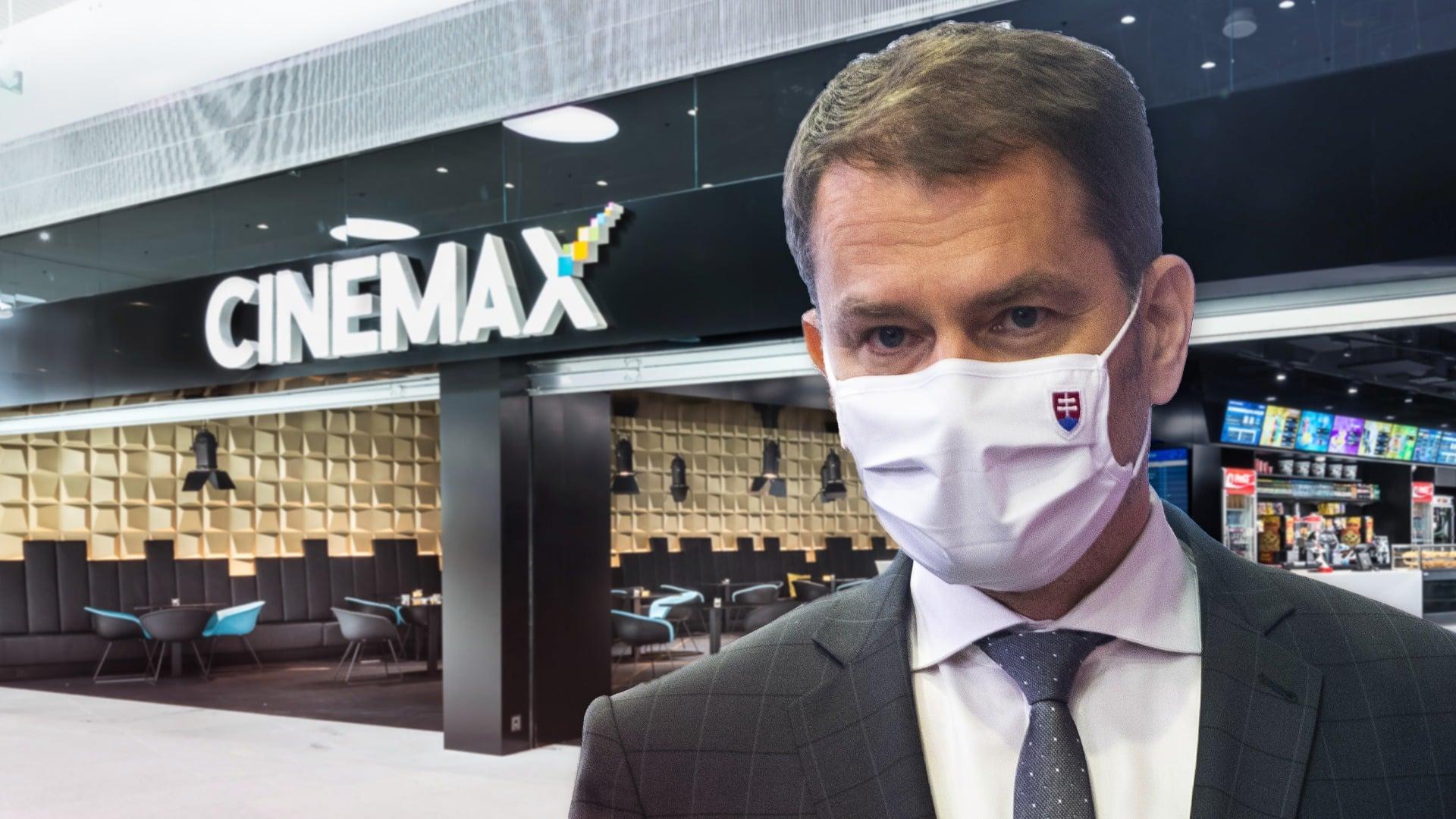 kedy sa otvoria kina na slovensku