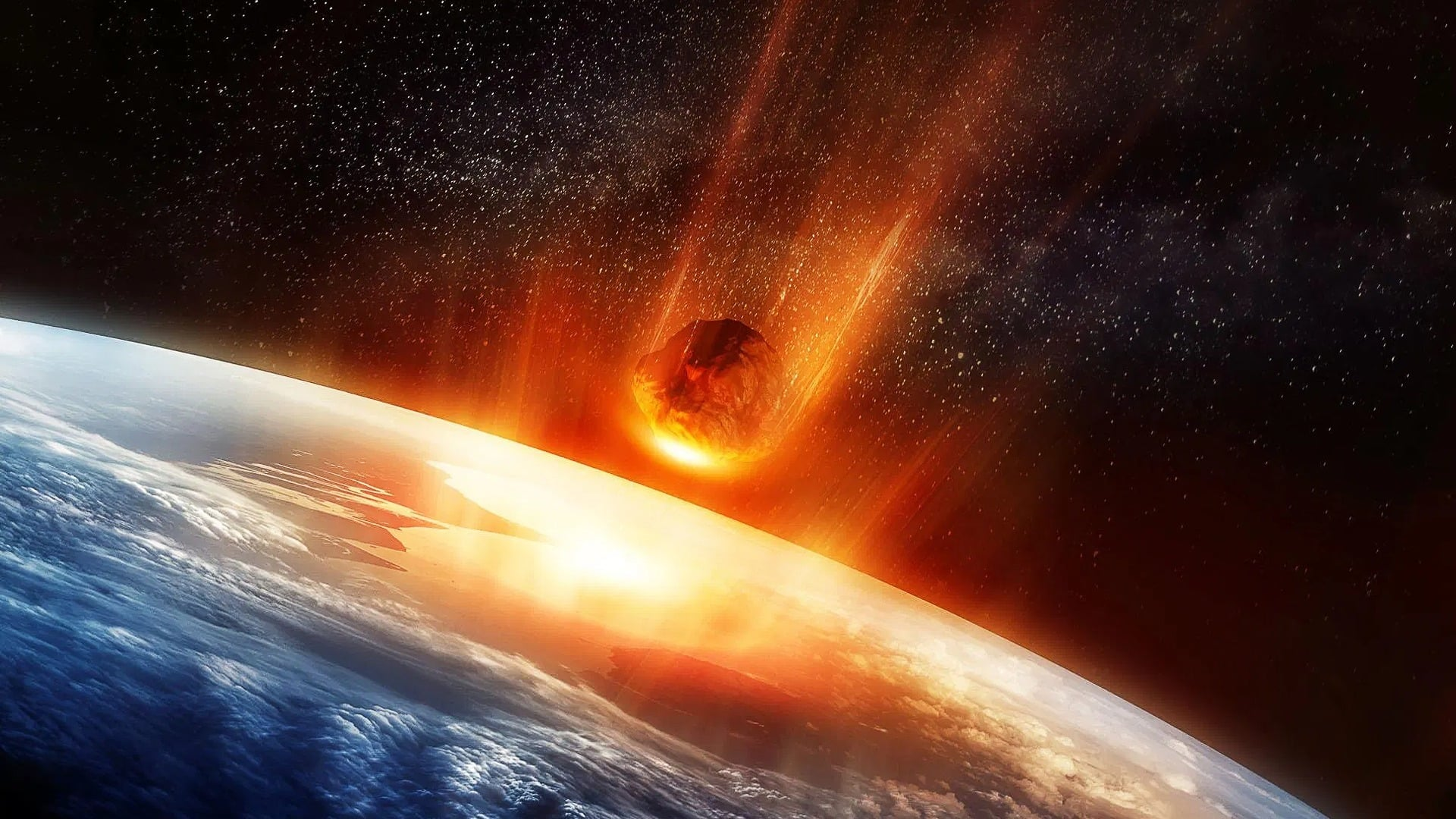 material z vesmiru meteorit