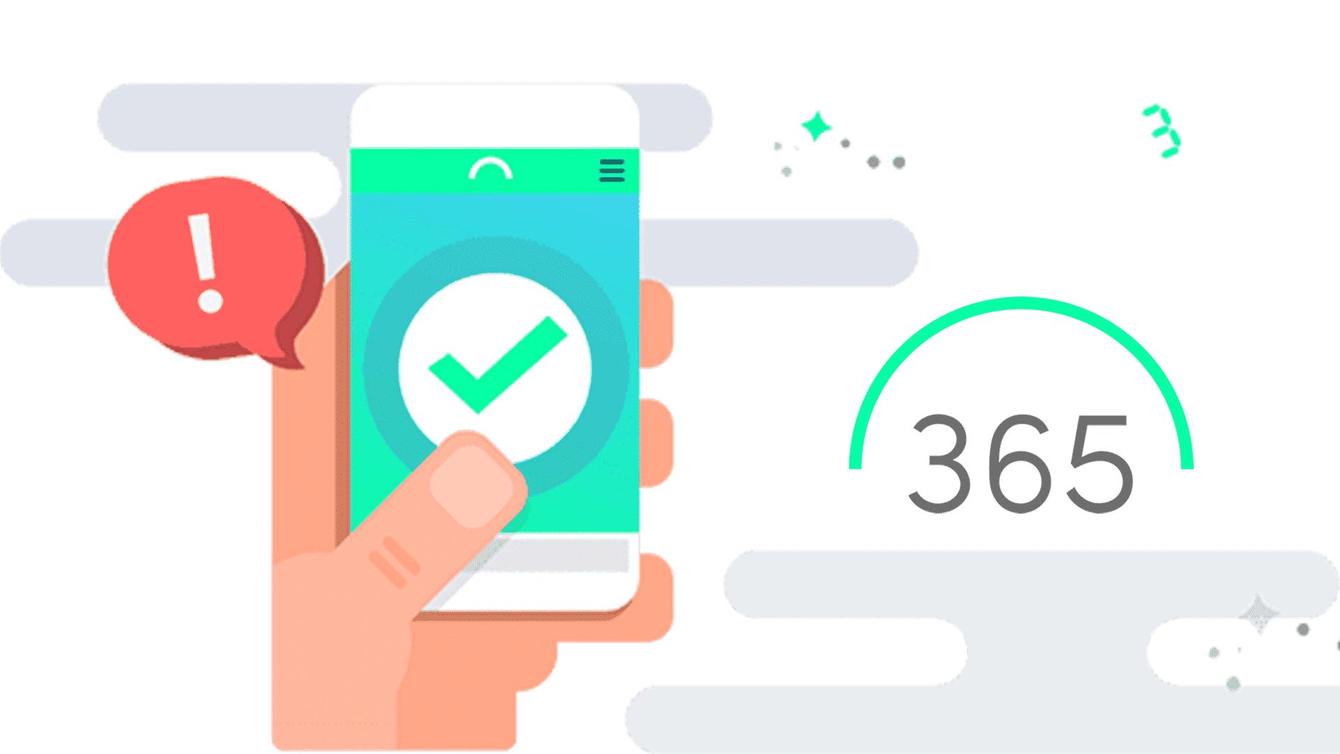 mobilna aplikacia 365 bank