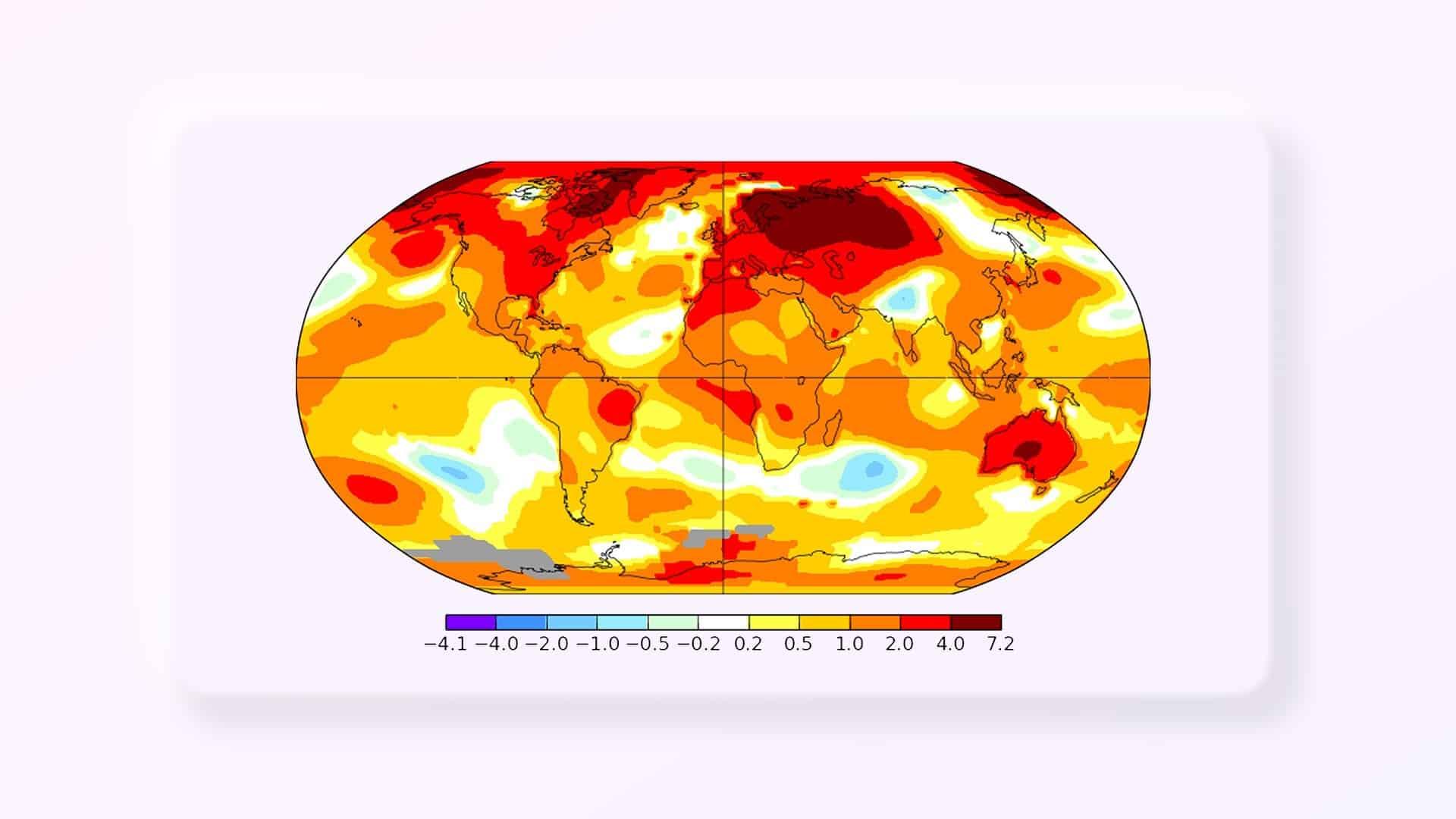 nasa globalne oteplovanie 2019