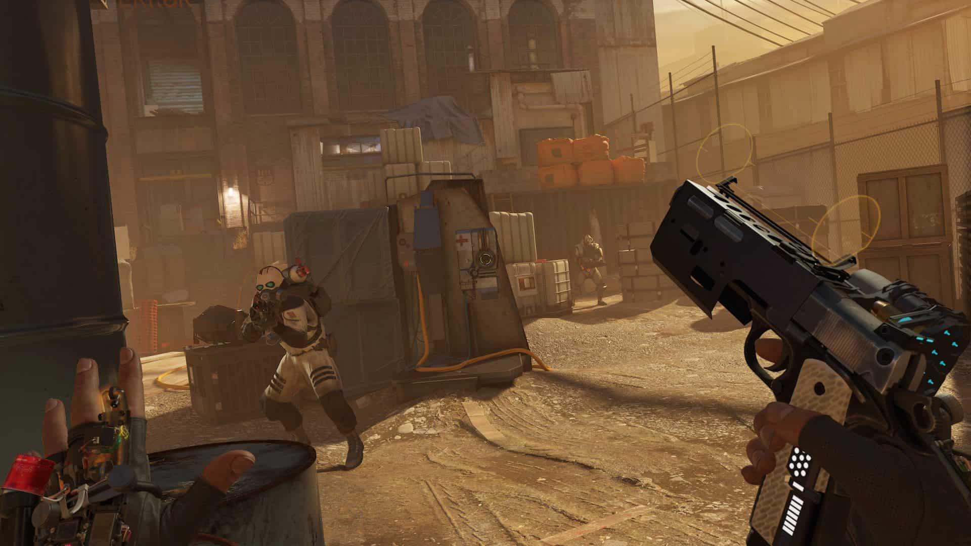 half-life: alyx bude nadupana hra