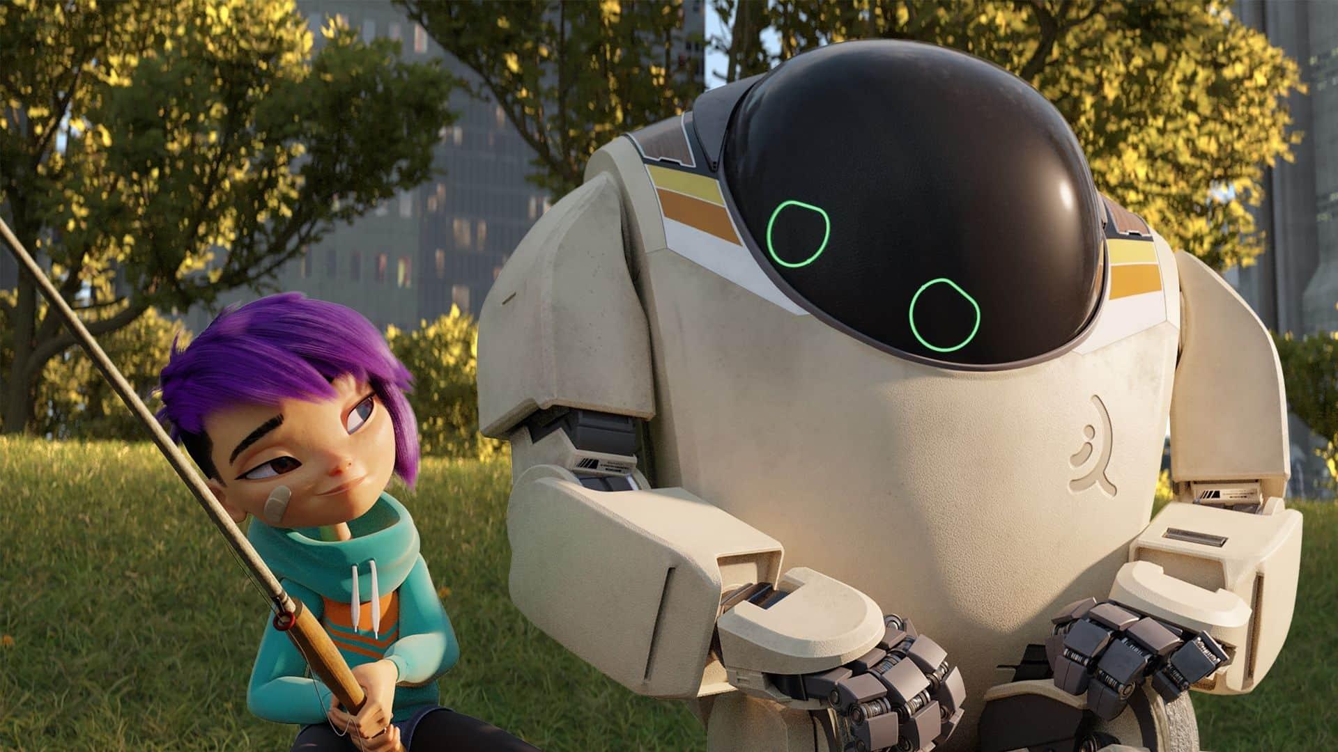 animovany film next gen