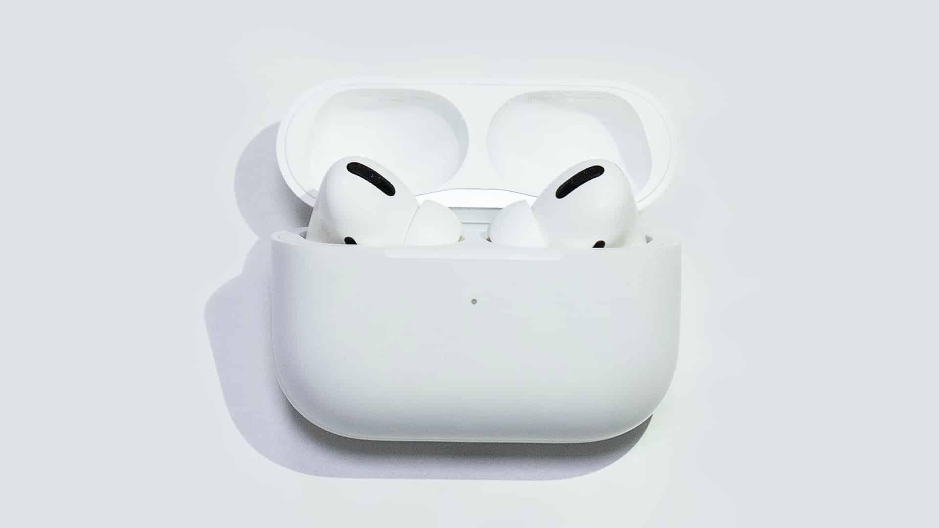 nova generacia apple airpods
