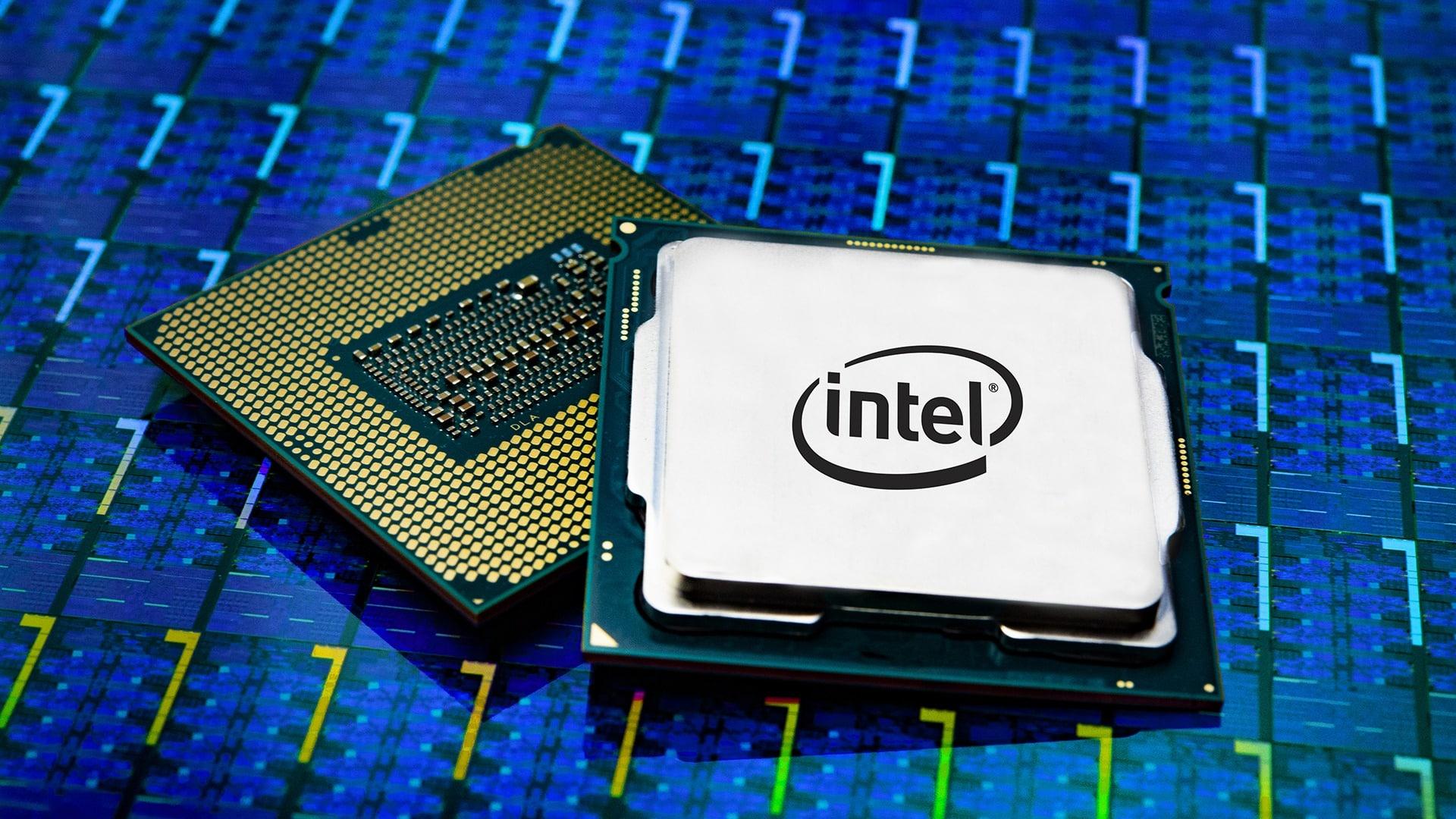 novy intel procesor