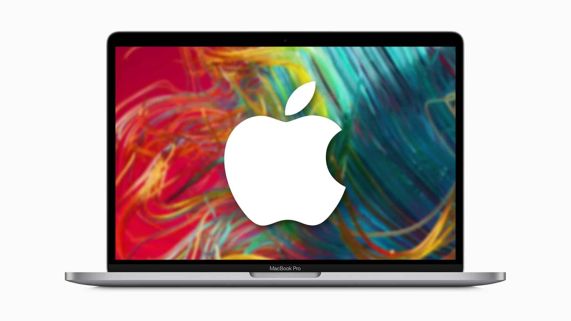 novy apple macbook pro 13 2020
