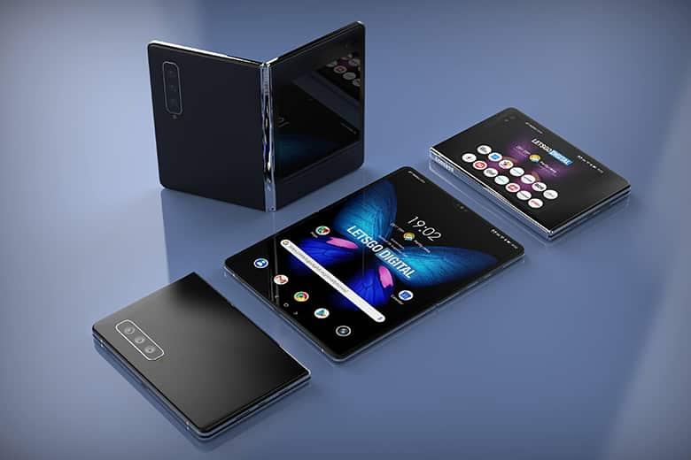 Samsung Galaxy Fold 2 výroba