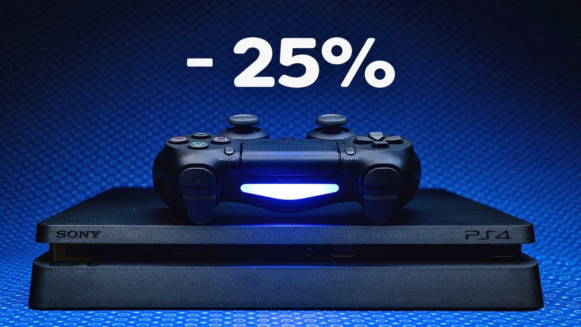 PlayStation 4 so zľavou