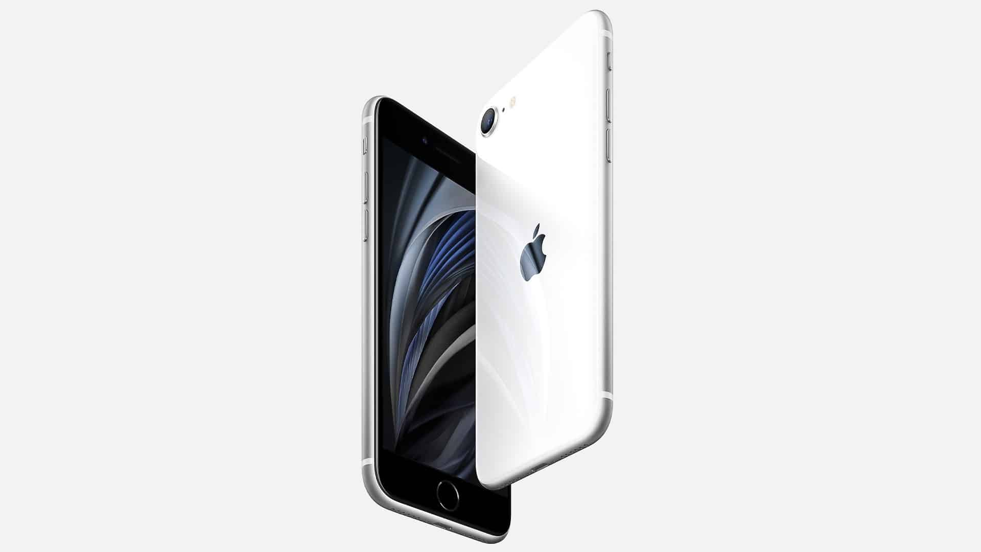 predobjednavky apple iphone se 2020