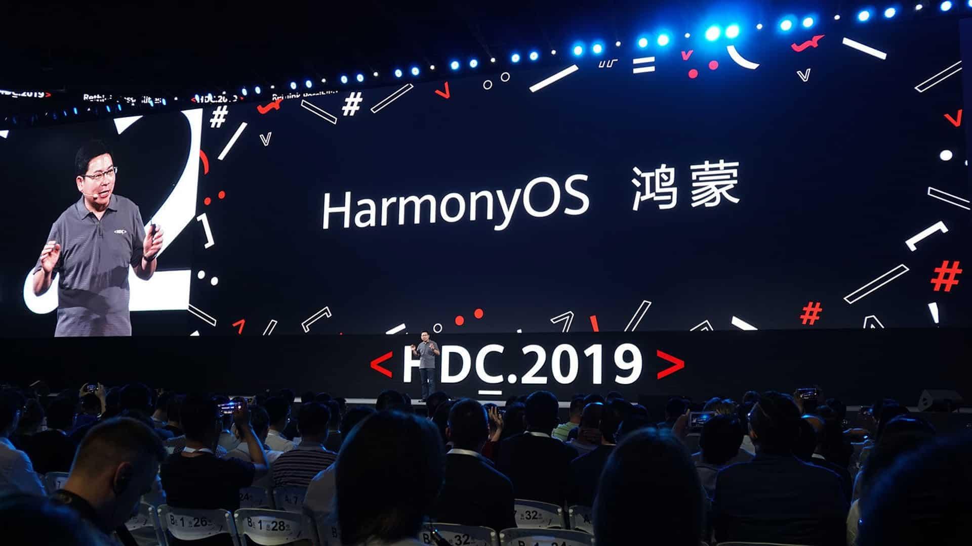 Huawei predstavuje HarmonyOS