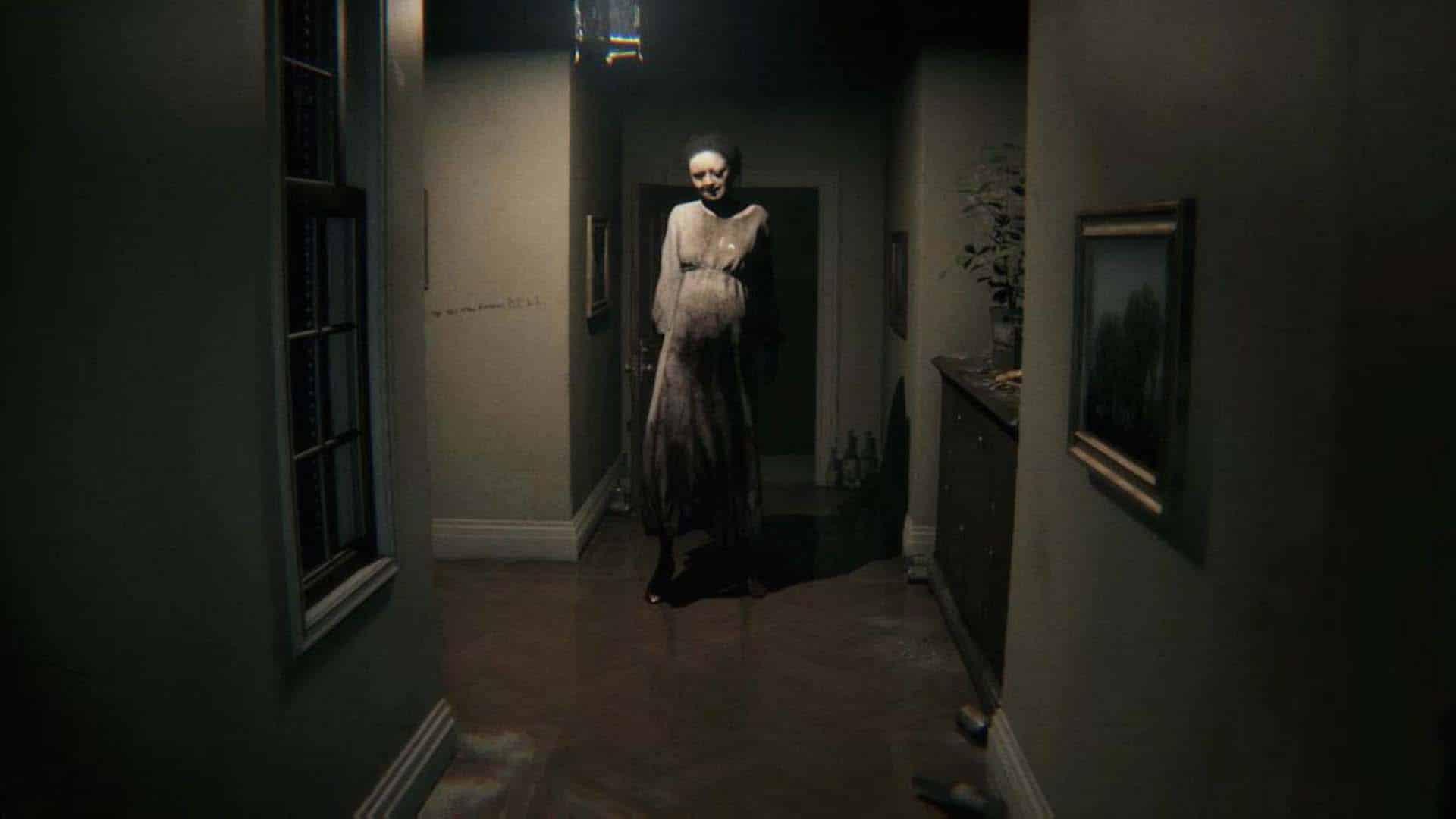 hororovka Silent Hills