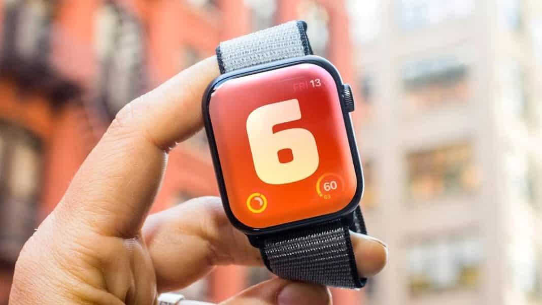 smart hodinky apple watch 6