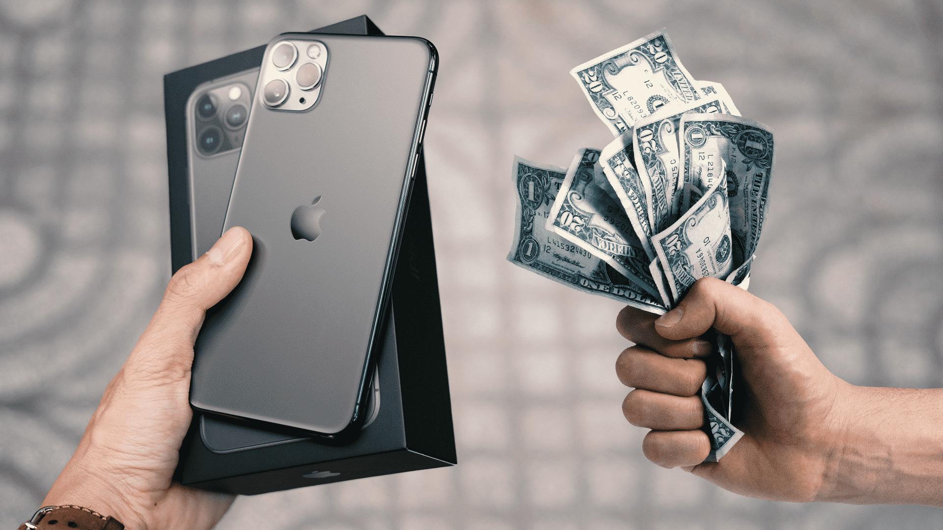 smartfon apple iphone 11 predaje
