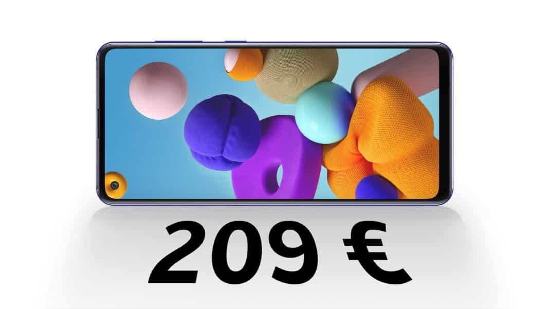 smartfon samsung galaxy a21s