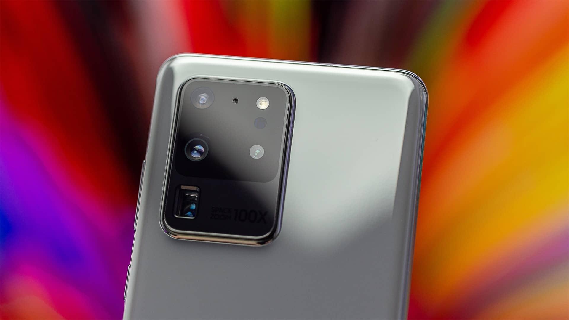 smartfon samsung galaxy s20 ultra problemy
