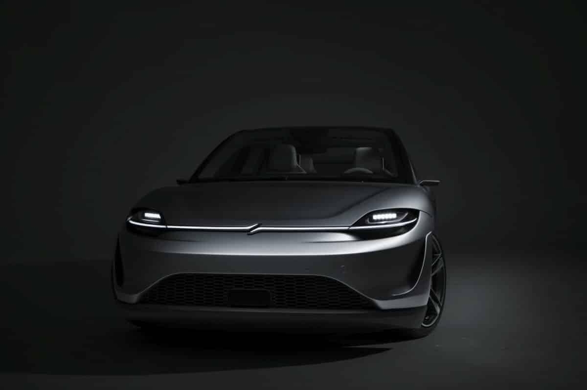 sony elektromobil vision-s