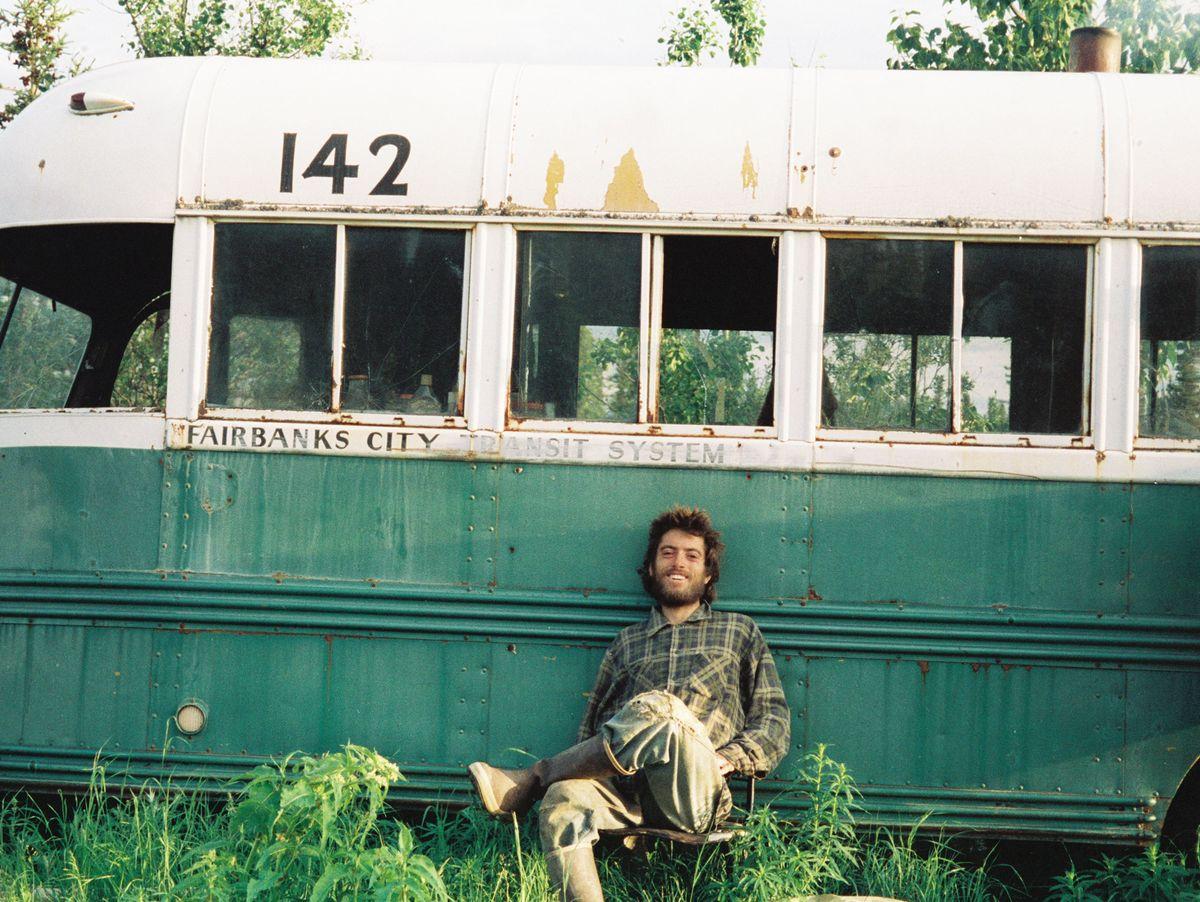 Christopher McCandless Útek do divočiny