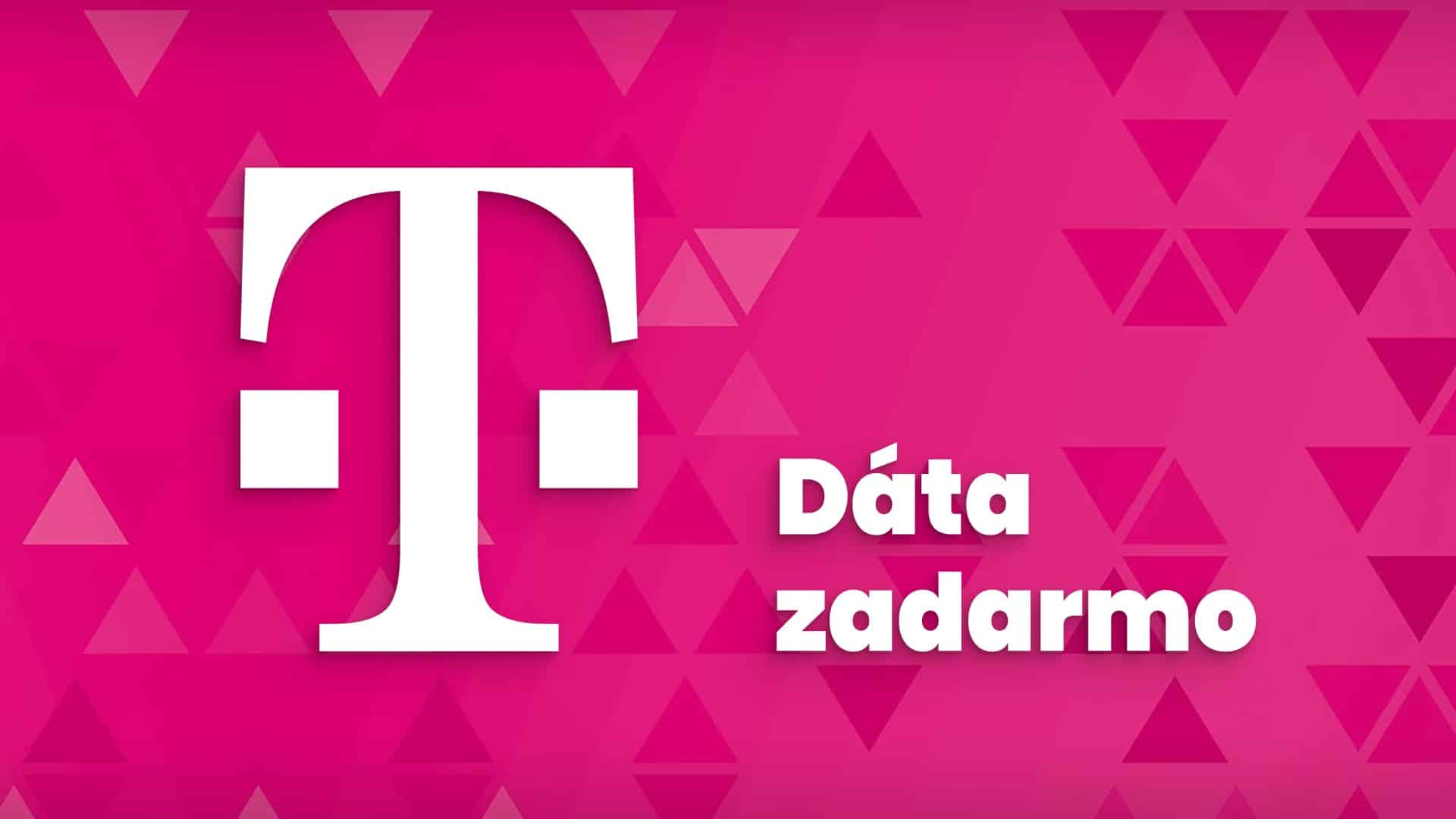 telekom nekonecne data zadarmo