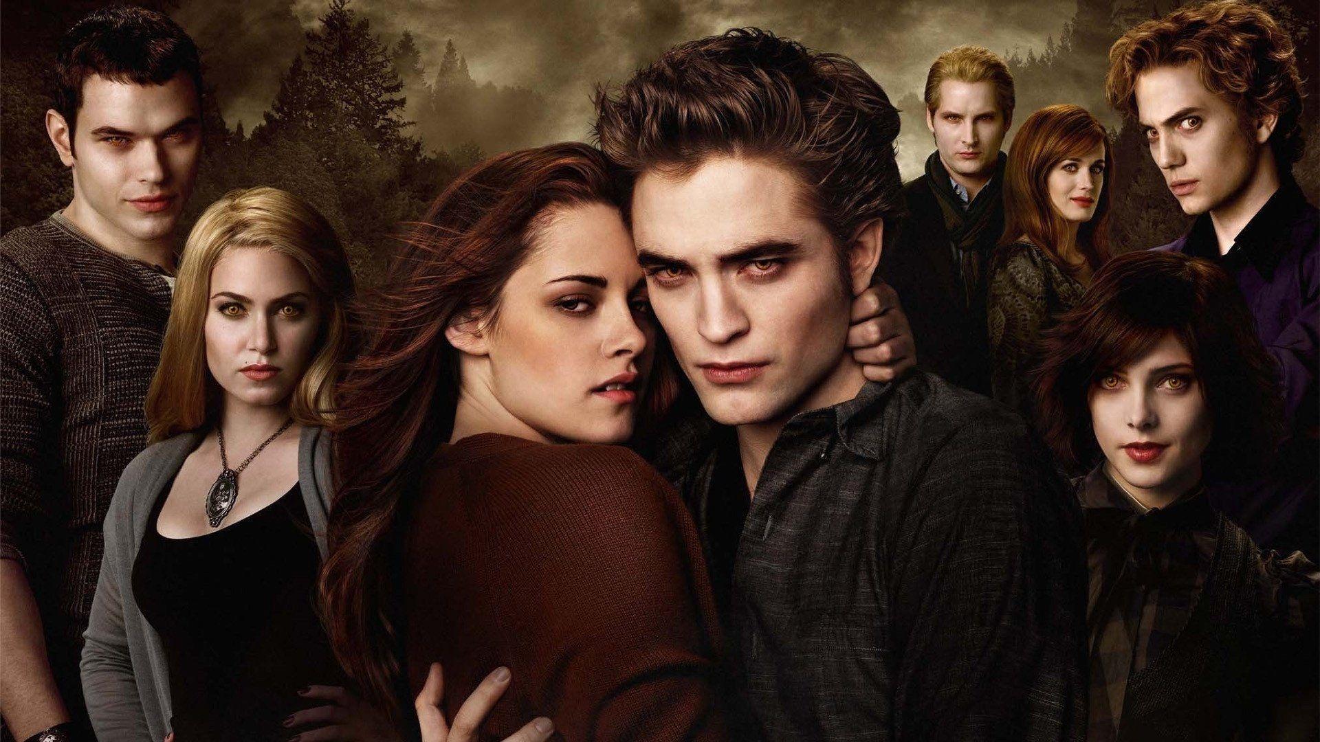 Twilight nová kniha