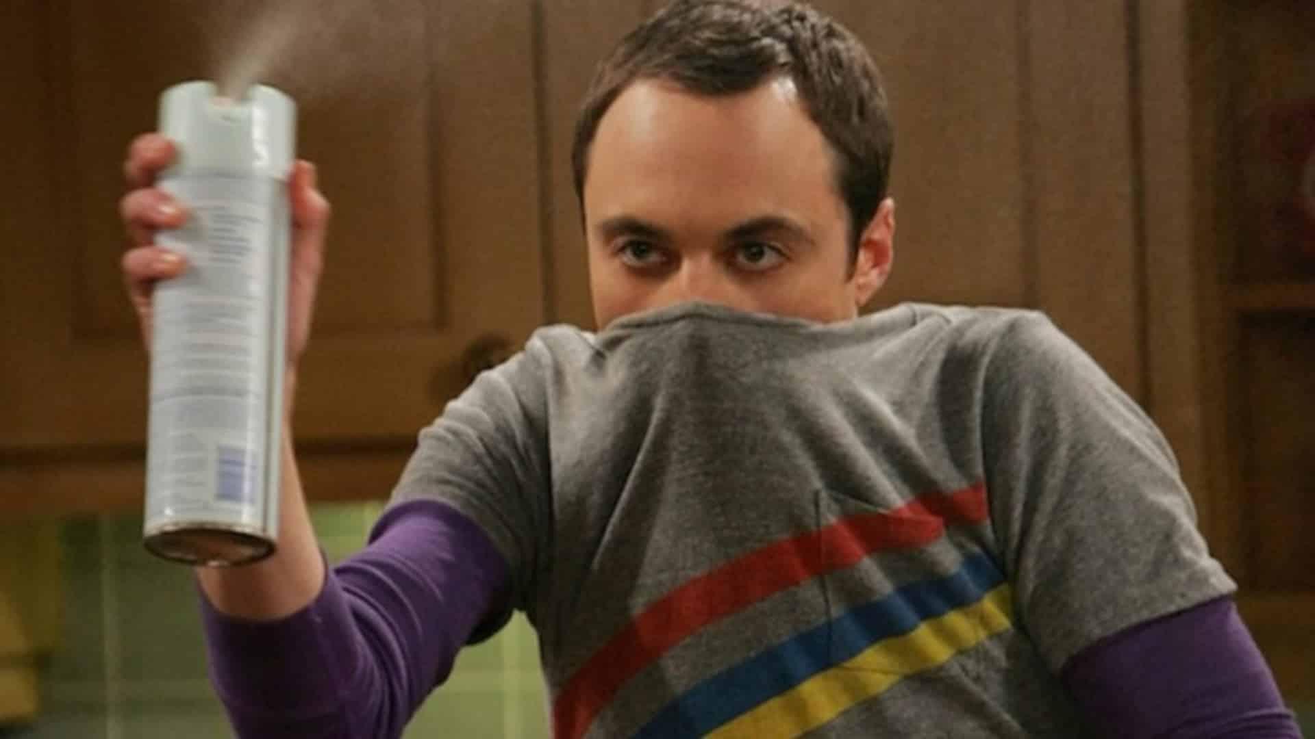 Sheldon Cooper pandémia