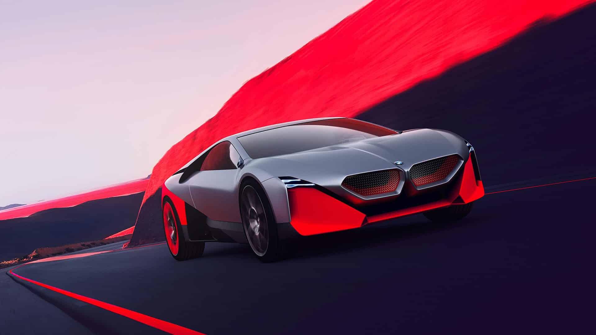 elektromobil od BMW