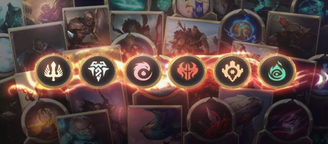 hra Legends of Runeterra