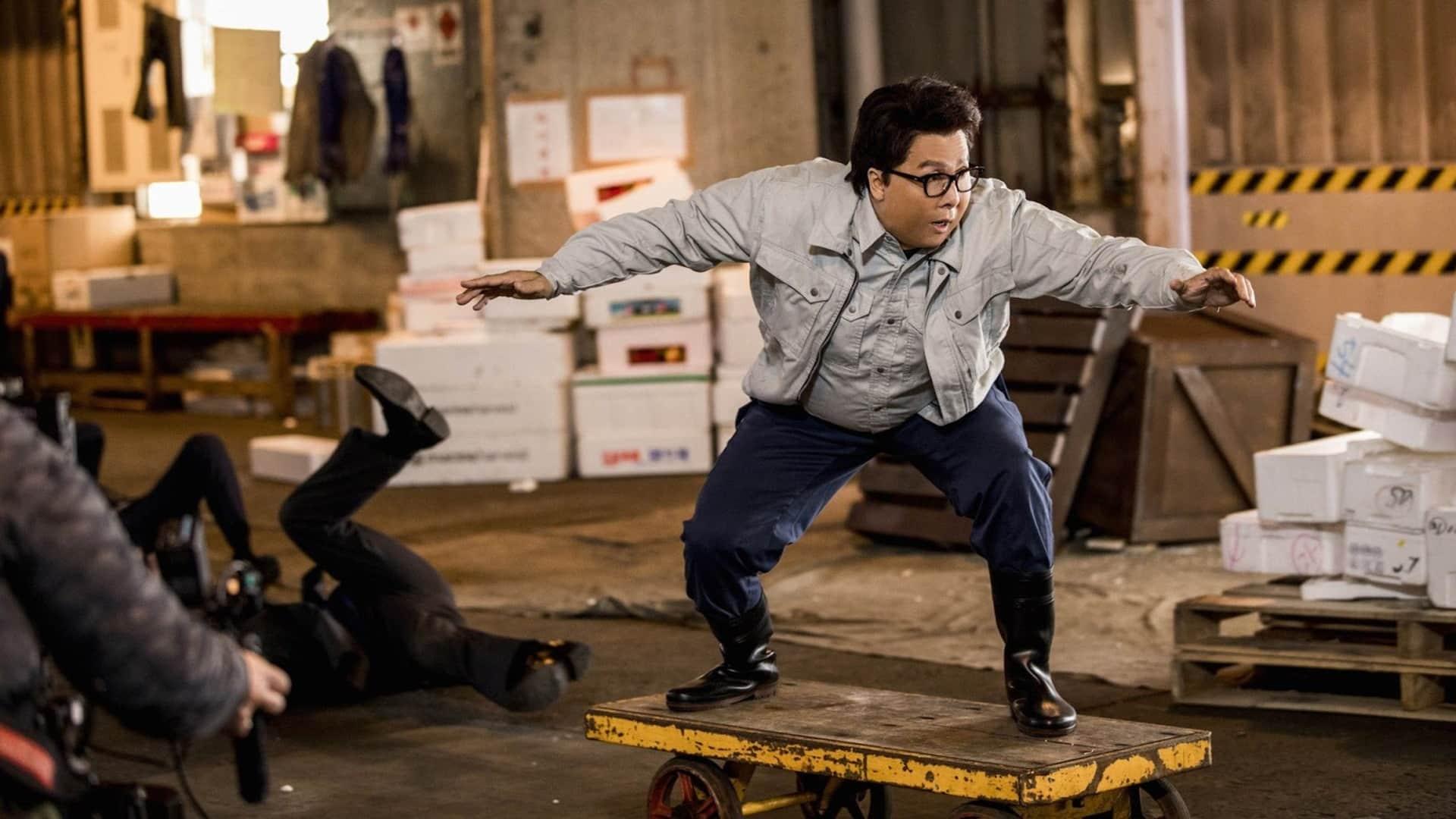 Enter the Fat Dragon trailer Donnie Yen