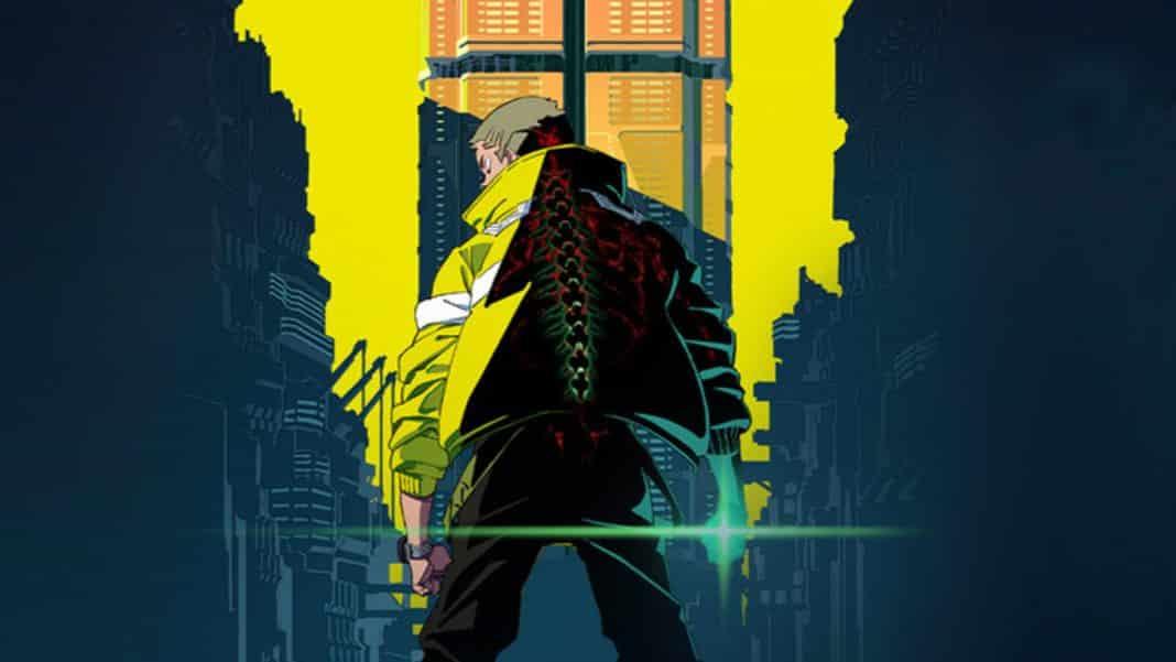 Anime Cyberpunk: Edgerunners