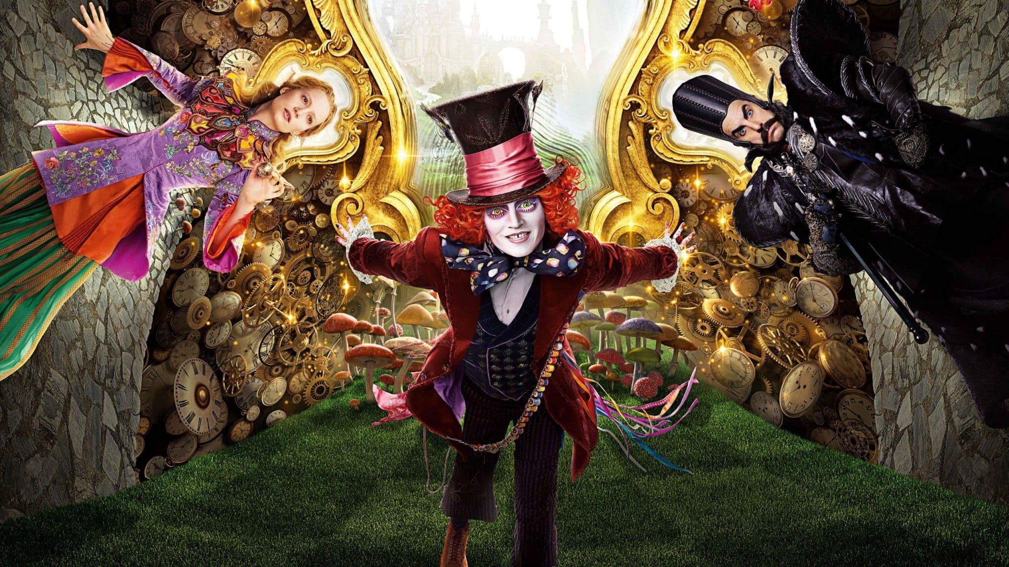 Alica v krajine za zrkadlom 16 hraných remakov od Disneyho