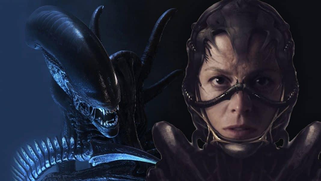 Alien 5 scenár