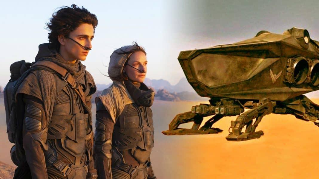 dĺžka filmu duna