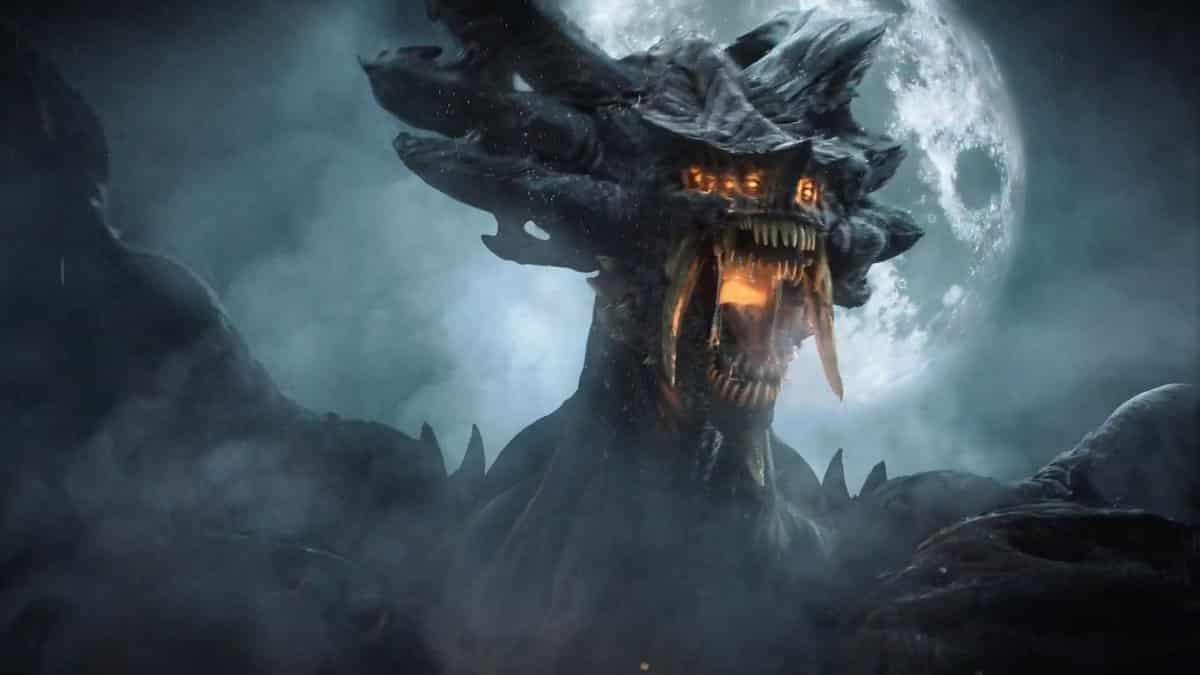 Demon's Souls trailer PS5