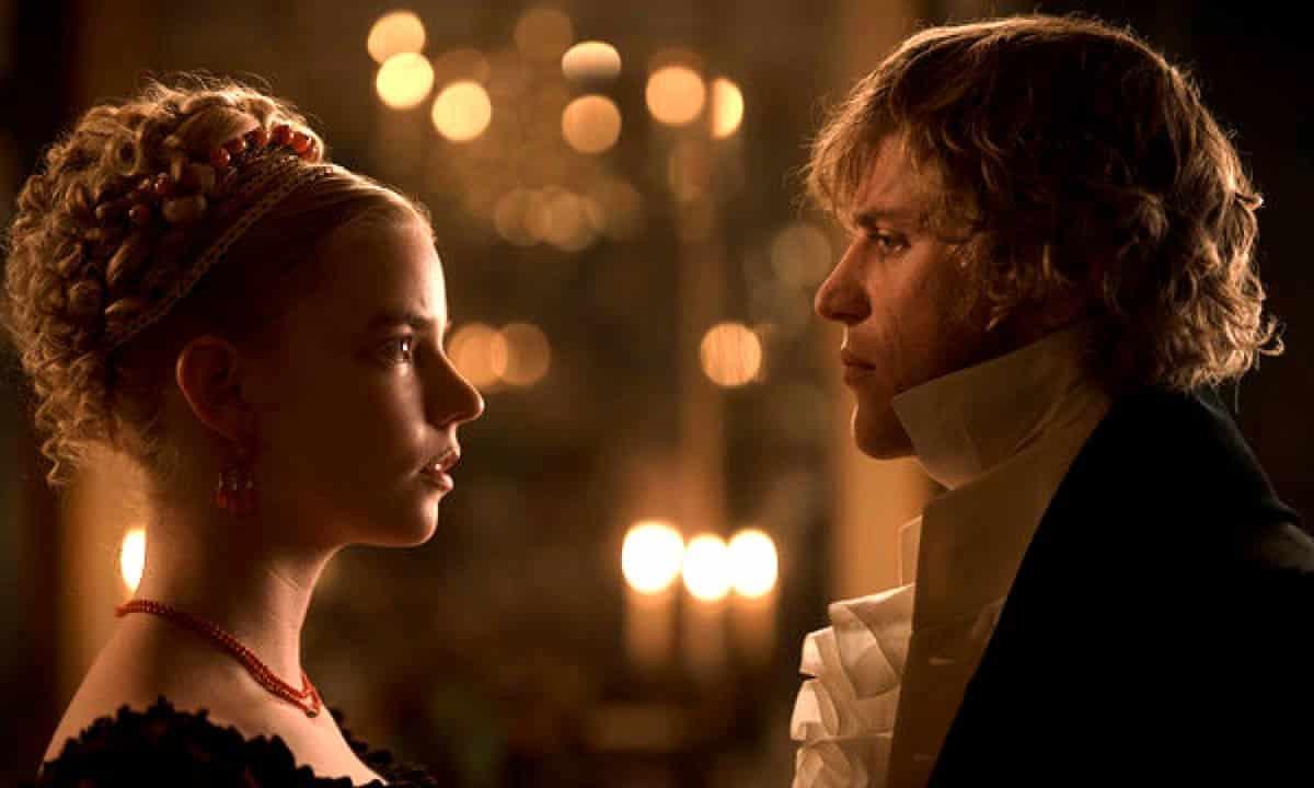 Kniha vs film: Emma and Mr. Knightley