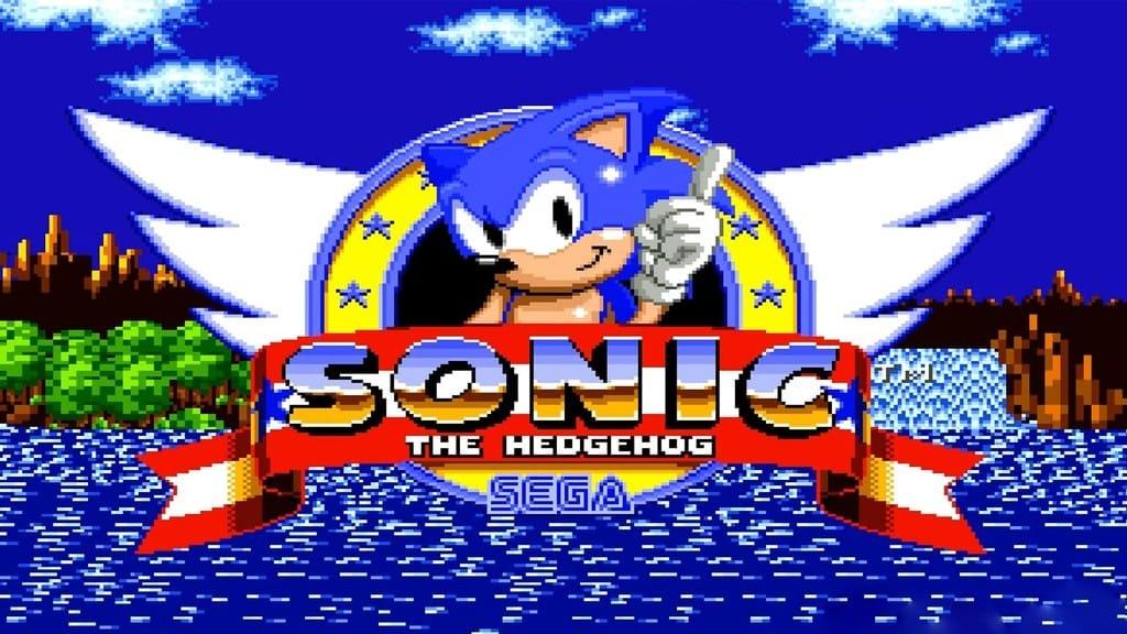 Ježko Sonic hra