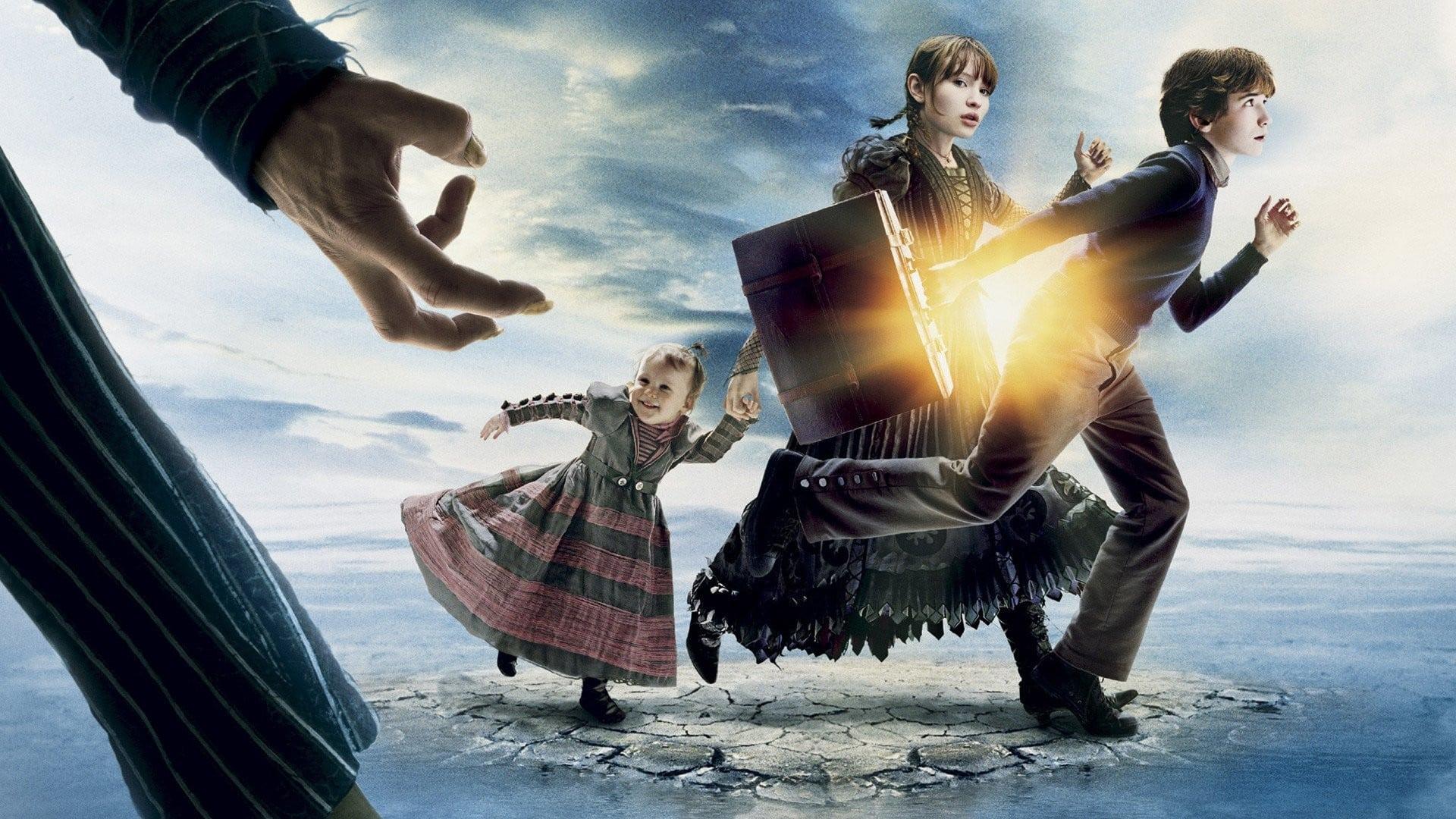 svety podobné Harrymu Potterovi - Lemony Snicket