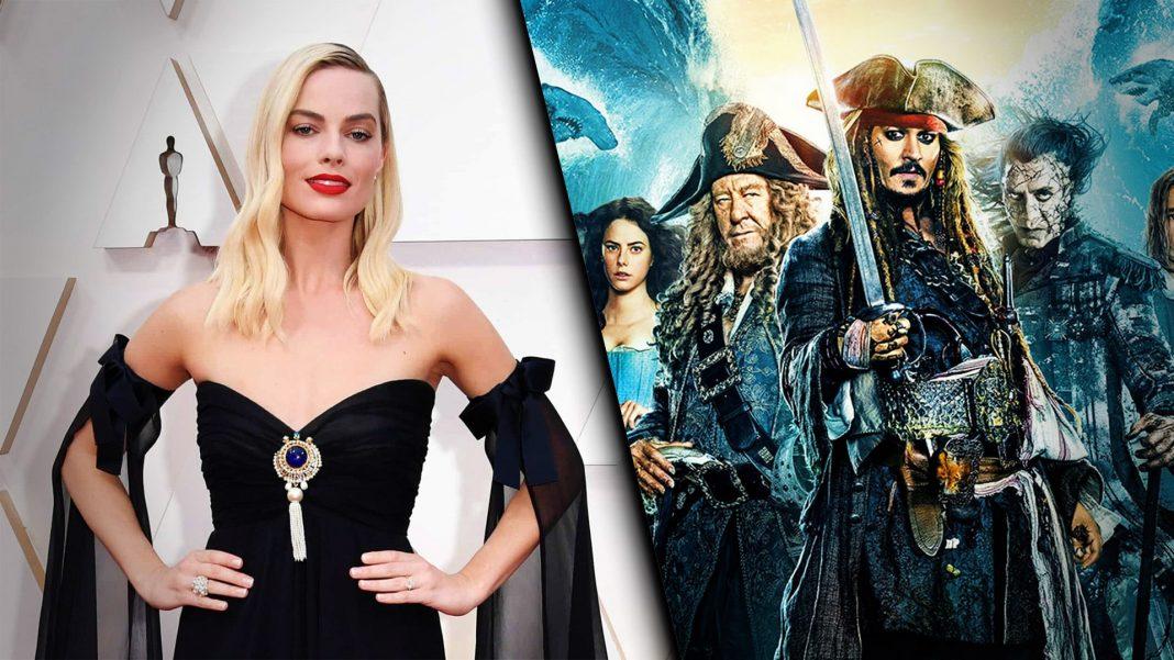 Piráti z Karibiku Margot Robbie