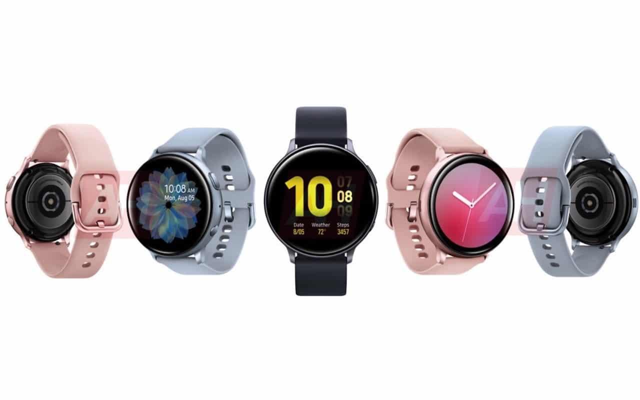 Samsung smart hodinky