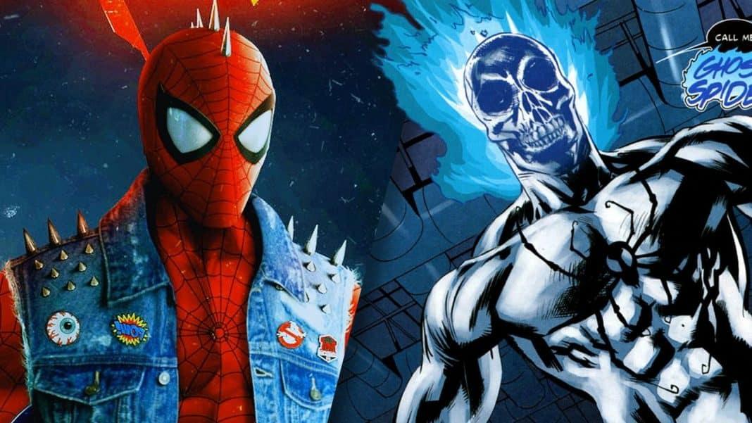 zvláštne verzie spider-mana