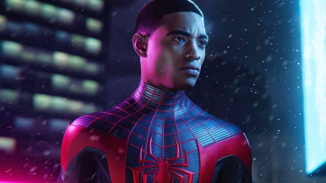 Spider-Man: Miles Morales expanzia