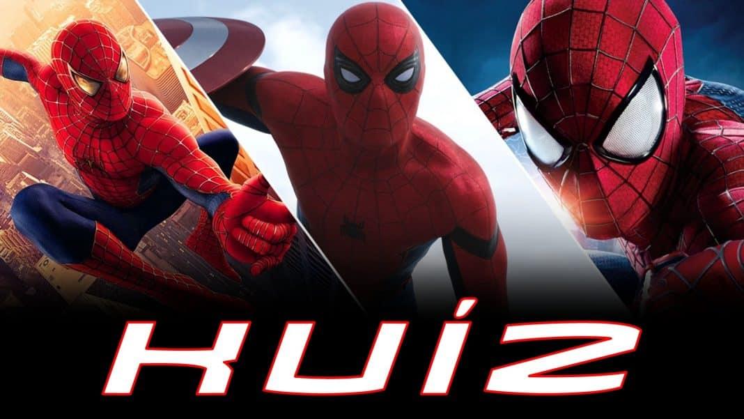 Spider-Man kvíz