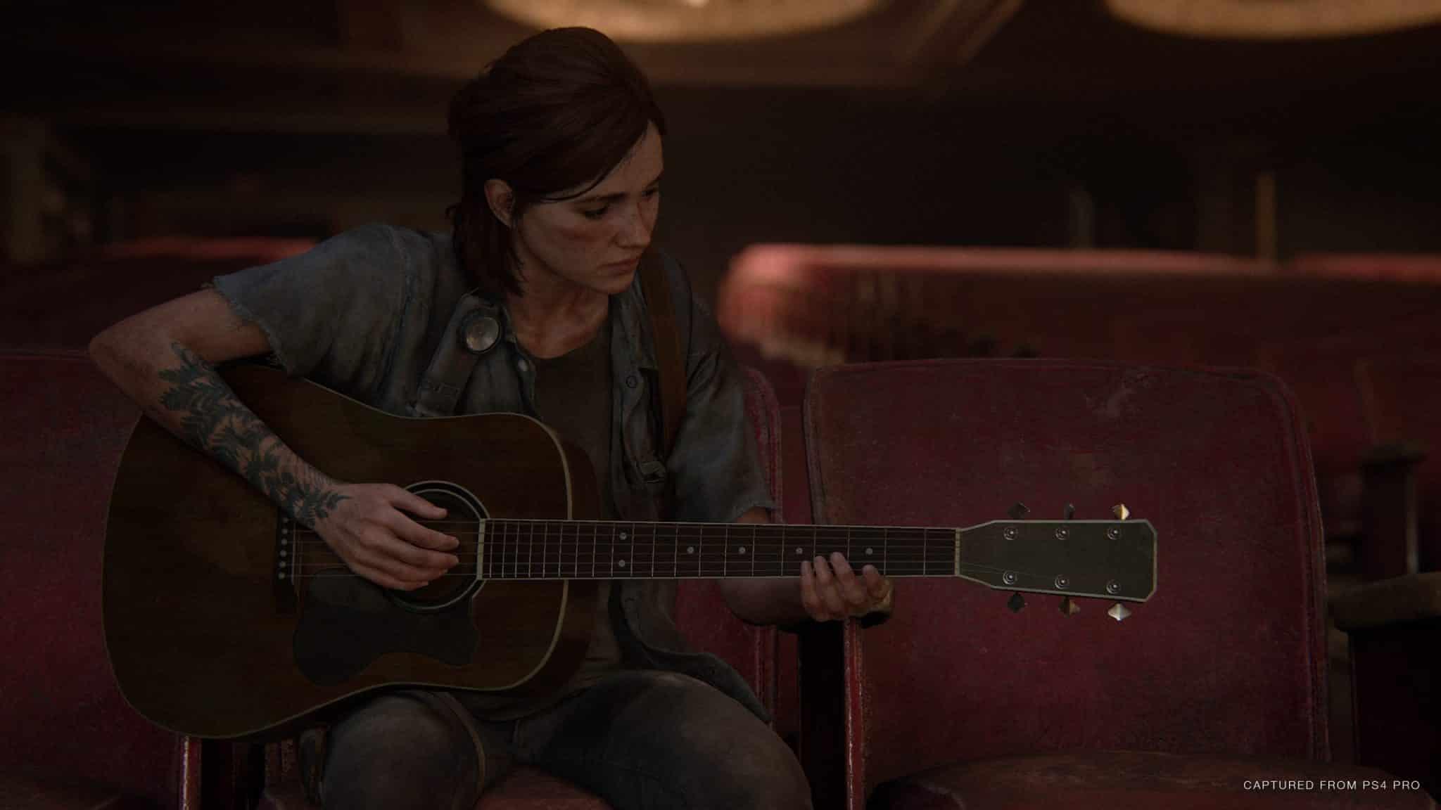 Ellie s gitarou