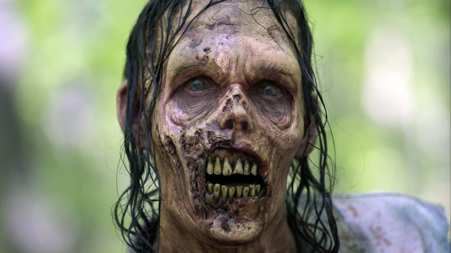 seriál The Walking Dead zombie