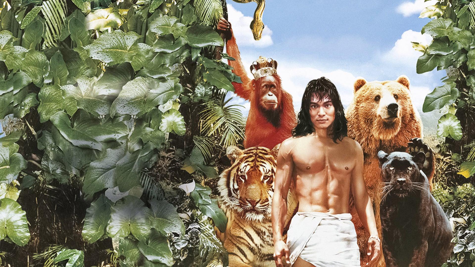 The Jungle Book 16 hraných remakov od Disneyho