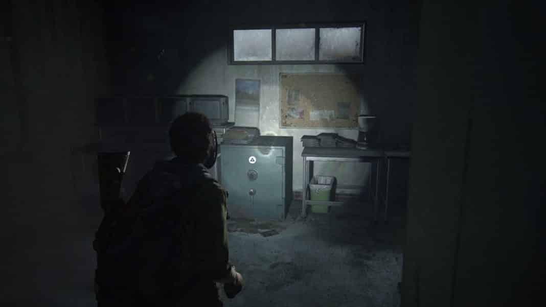 The Last of Us Part 2 trezory